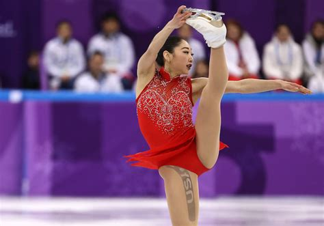 olympic skater mirai nagasu was an ice in the nhl