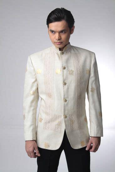typical filipino male barong tagalog wedding mini bridal