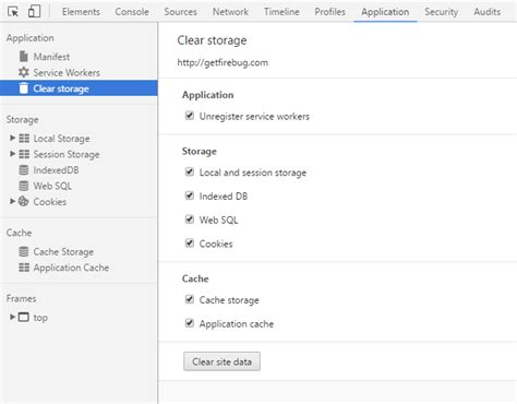 reset developer tools chrome re how to reset firebug options in an external new