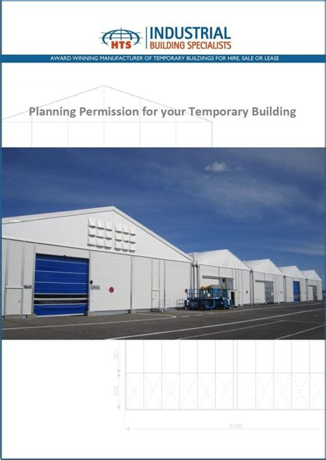 how to apply for planning permission to build a house planning permission for temporary buildings