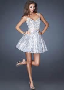 embellished rhinestone belt sequin white short party dress