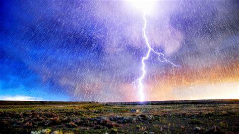 imagenes de fuertes lluvias 2 horas de lluvia y truenos sonidos relajantes de la