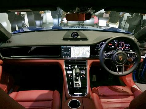 porsche panamera dashboard 2018 porsche cayenne rendered