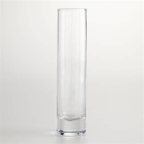 12 Cylinder Vases by Cylinder Bud Vases Set Of 12 World Market