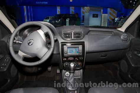 nissan terrano india interior nissan terrano awd at the 2014 moscow motor show interior