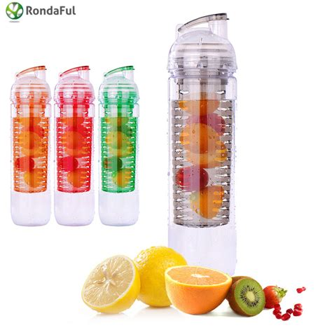 School Estheticihow To Use The Detox Water by Aihome 900ml Fruit Infusing Infuser Water Bottle Travel