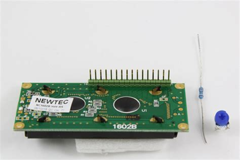Lcd Arduino 2x16 2x16 lcd for arduino with led backlight 2x16lcd kit 163 12 50 sk pang electronics arduino