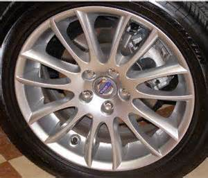 Volvo C30 Wheels 17 Quot X 7 Quot Alloy Wheel Auto Parts Fair 174
