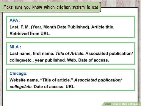 how do you cite a website in a research paper how do you cite an article from a website in essay howsto co