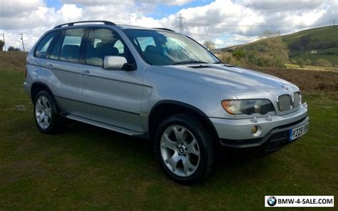 2001 four wheel drive x5 for sale in united kingdom