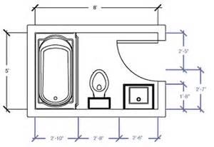 5 x 10 bathroom floor plans kohler canada 5 x 8 floor plan options bathroom