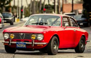 This classic alfa romeo is just beautiful anyone have one that we