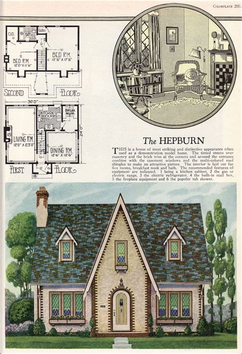 old english tudor style house plans english tudor revival best 25 vintage house plans ideas on pinterest bungalow