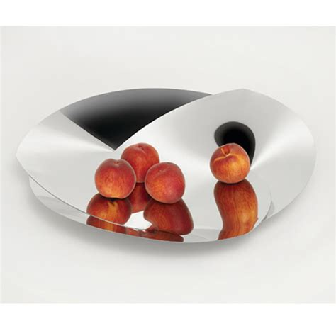modern fruit bowl alessi resonance large fruit bowl 60cm by abi alice