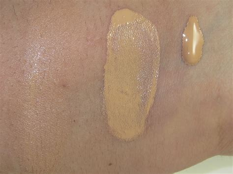laura geller cover foundation swatches laura geller baked liquid radiance foundation review