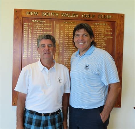 phil banister day 3 first full day in sydney visit nsw golf club sightseeing