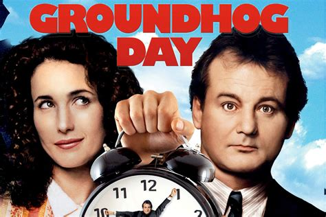 groundhog day plot synopsis join us at the park theatre to groundhog day this