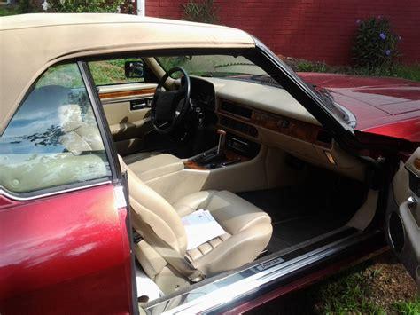 jaguar 1992 xjs convertible low mileage for sale
