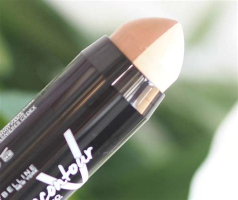 Maybelline V Shape Duo Stick maybelline master contour v shape duo stick review through chelsea s