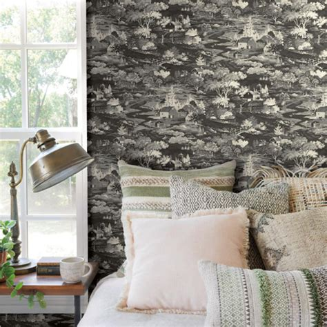 magnolia homes wallpaper homestead wallpaper from joanna gaines magnolia home by york