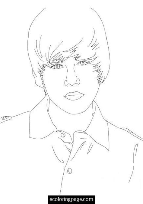 justin bieber coloring pages games 432 best images about para colorear on pinterest dibujo