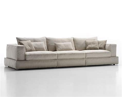 divanetti design sistema di divani componibili rivestimento in tessuto o