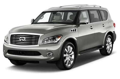 Infiniti Qx56 2012 2012 Infiniti Qx56 Reviews And Rating Motor Trend