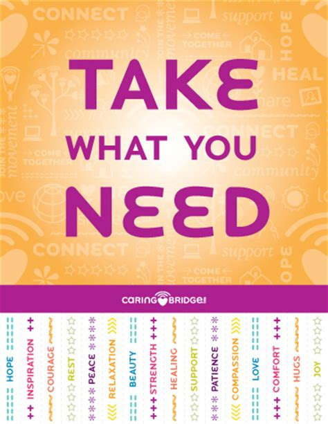 take what you need template 7 best images of take what you need printable take what