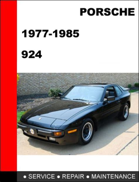 porsche mechanic salary porsche 924 1977 1985 workshop service repair manual