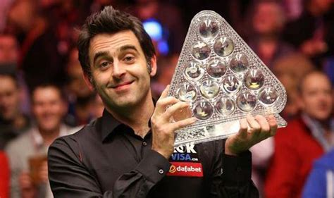 Paper Rack snooker ronnie o sullivan wraps up another masters