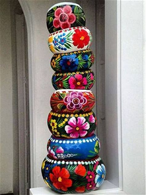 arte en decoracion 25 best ideas about mexican flowers on