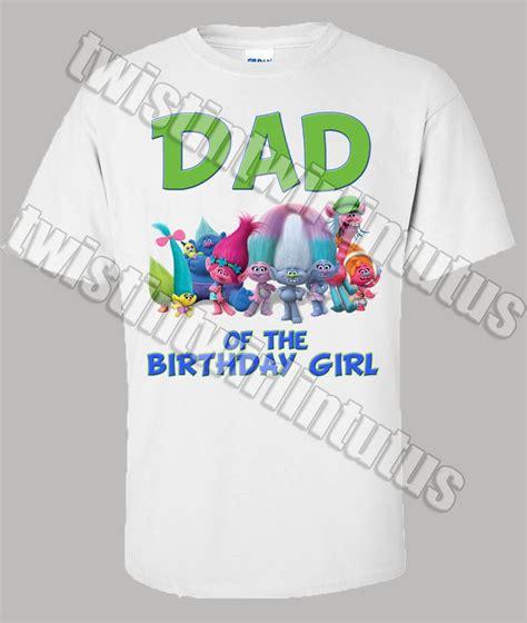 Family Set trolls birthday shirt family set twistin twirlin tutus