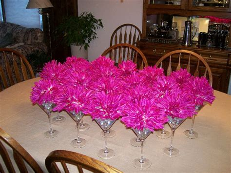 pink and black centerpieces for weddings fuschia wedding centerpiece centerpieces 2492319