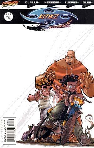 Komik Kamikaze Vol 2 kamikaze vol 1 4 dc database fandom powered by wikia
