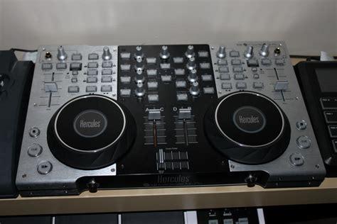 dj console hercules dj console 4 mx image 208706 audiofanzine