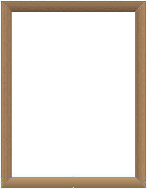 tutorial vector frame wood frame vector png www pixshark com images