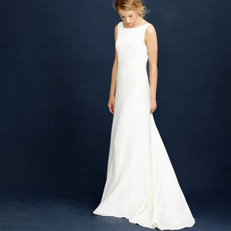 Jcrew Wedding Dresses by 5 J Crew Gowns For A Winter Wedding 29secrets