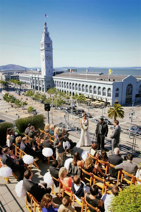 Hotel Vitale Weddings   Get Prices for Wedding Venues in CA