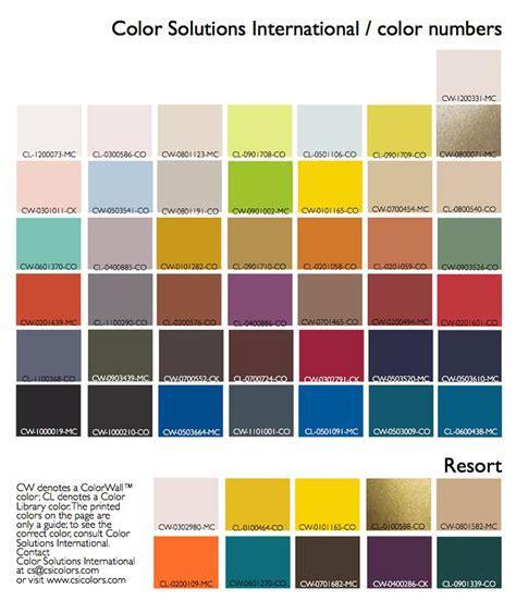 pantone color codes csi color codes pantone