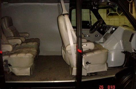 a team interior gmc vandura quot a team quot