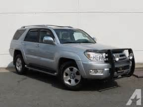 Toyota 4runner For Sale In Nc 2003 Toyota 4runner Limited Limited 4dr Suv For Sale In