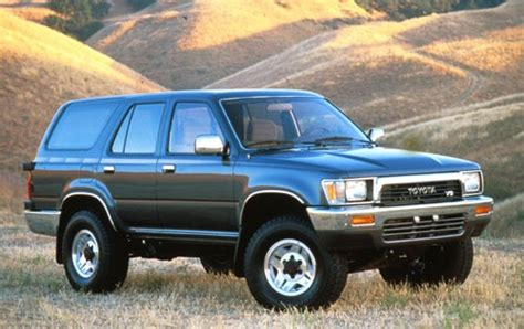 1990 1995 toyota 4runner repair 1990 1991 1992 1993 1994 1995 ifixit used 1990 toyota 4runner pricing for sale edmunds
