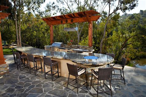 Island Patio by Backyard Renovation Island Construction Of San Diego