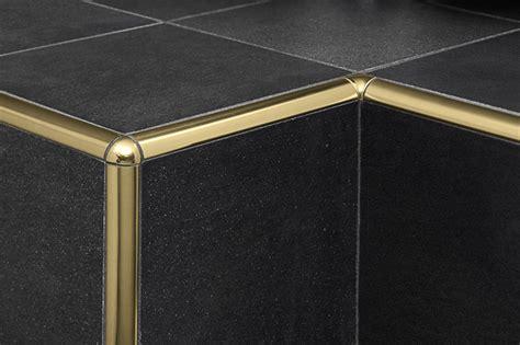 acquisto piastrelle on line profilpas profili per ceramiche ta 10 alluminio oro
