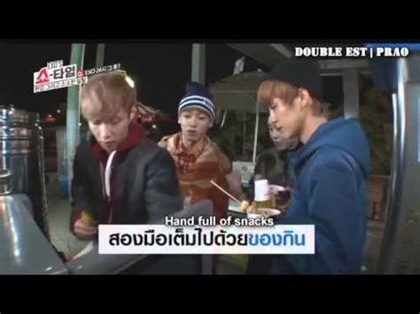 exo showtime ep 3 engsub exo showtime ep 3 unseen video youtube