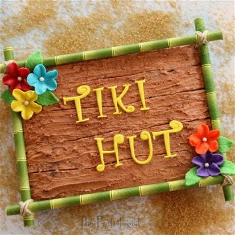 crafts for brownies tiki hut brownie family crafts