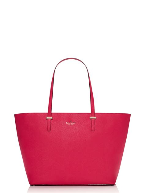 kate spade kate spade cedar street medium harmony in pink sweetheart