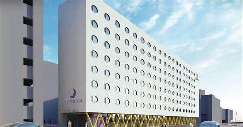 premier inn business account premier inn reveal plans for new hotel in cardiff bay