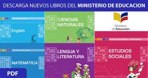 el libro de matematicas de decimo ao 2016 2017 71 ministerio de educacion libro ciencias naturales 8