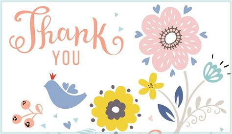 free email thank you card template free thank you cards archives thank you quotes messages